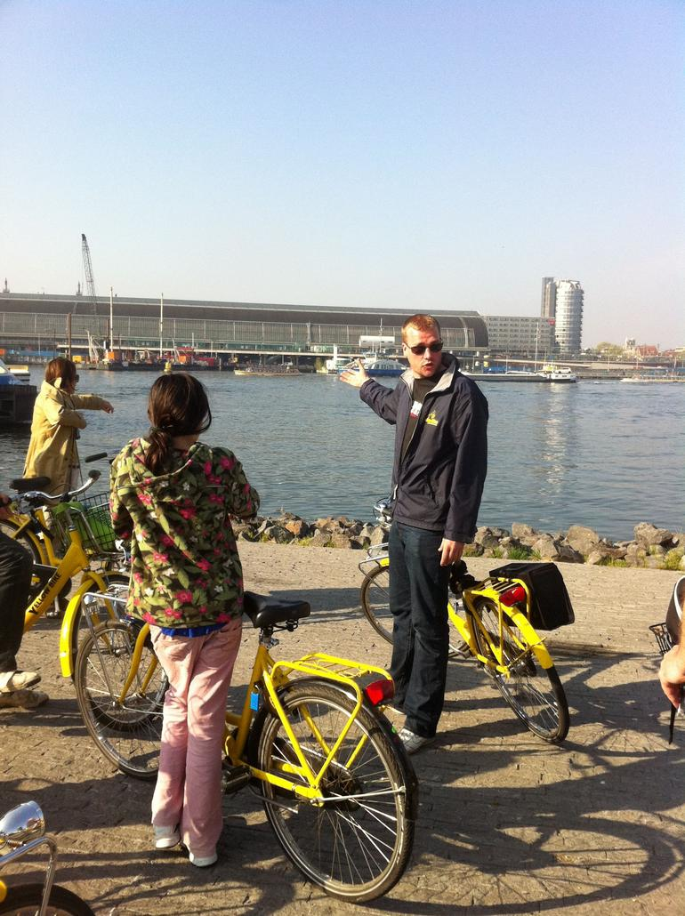 Amsterdam Bike Tour - Amsterdam