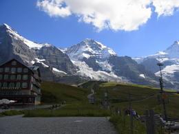 Kleine Scheidegg , Salma F - September 2016