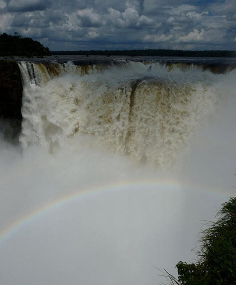 Devil's Throat - Foz do Iguacu
