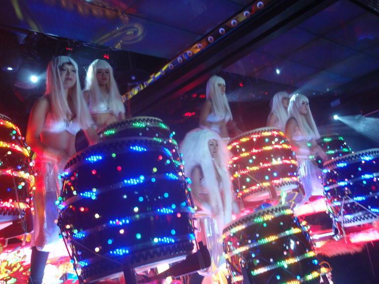 Drummer girls - Tokyo