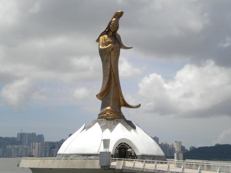 Goddess of Mercy - Macau - Hong Kong