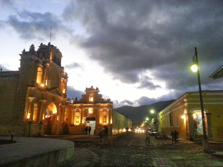 Hermano Pedro's Hospital and Church - Antigua
