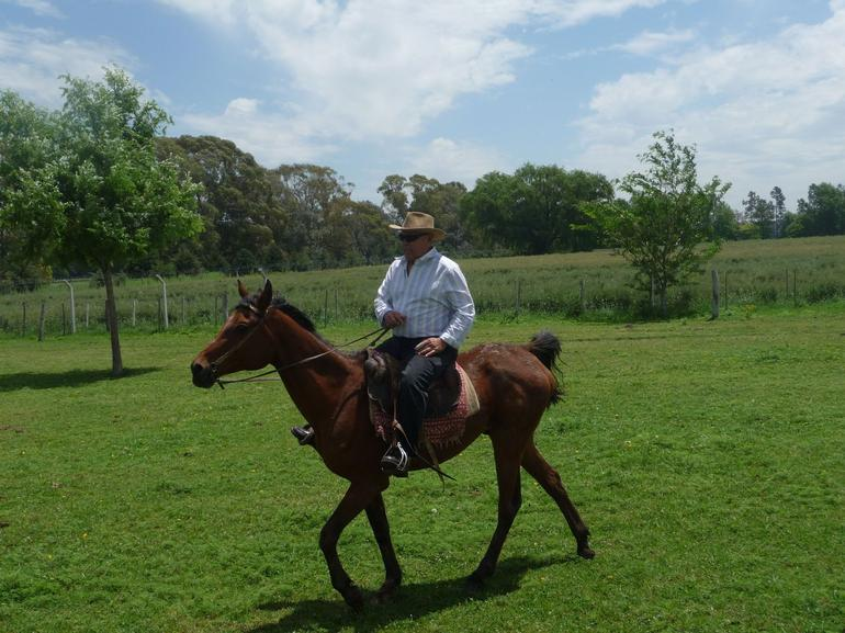 Gaucho Day Trip from Buenos Aires: Don Silvano Ranch photo 20