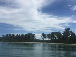 Arriving to Isla Contoy., aletrece - October 2016