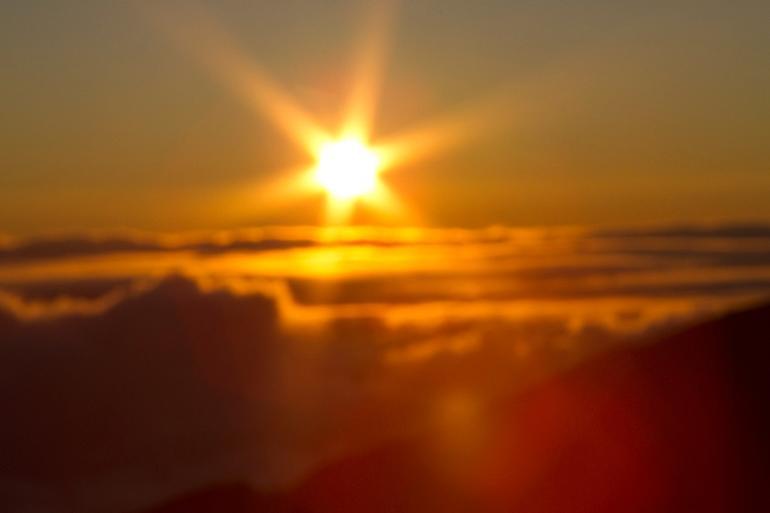 its up - Maui