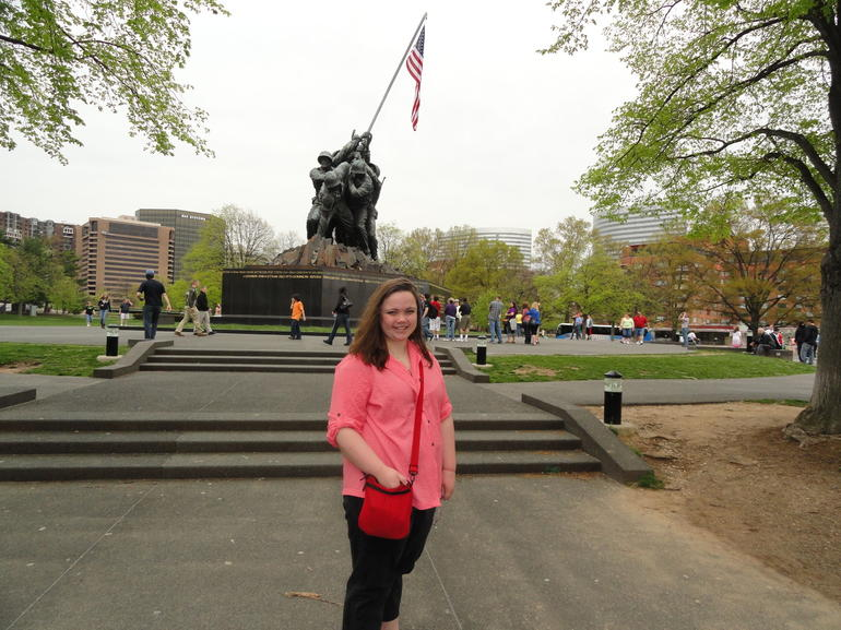 Iwo Jima - Washington DC