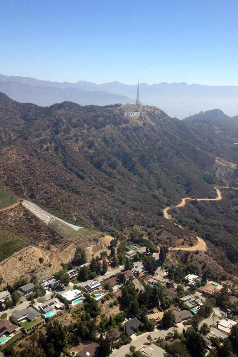 Los Angeles Helicopter Tour - Los Angeles