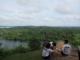 Lovely Ubin with Malaysia in the distance , Yasmine D - March 2013