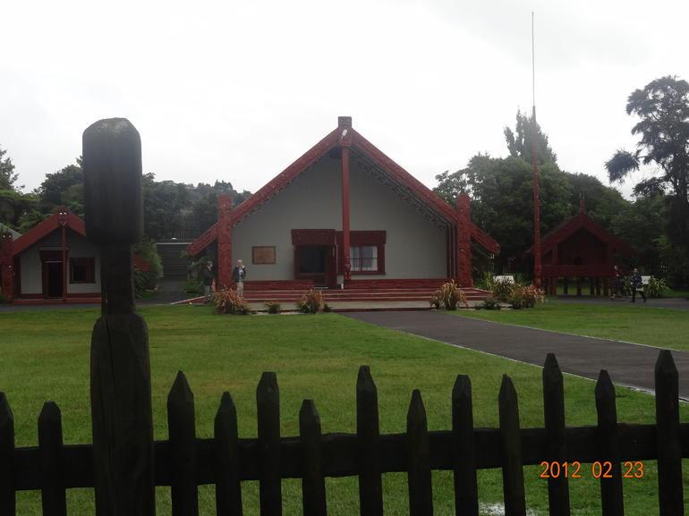 Maori House - Auckland