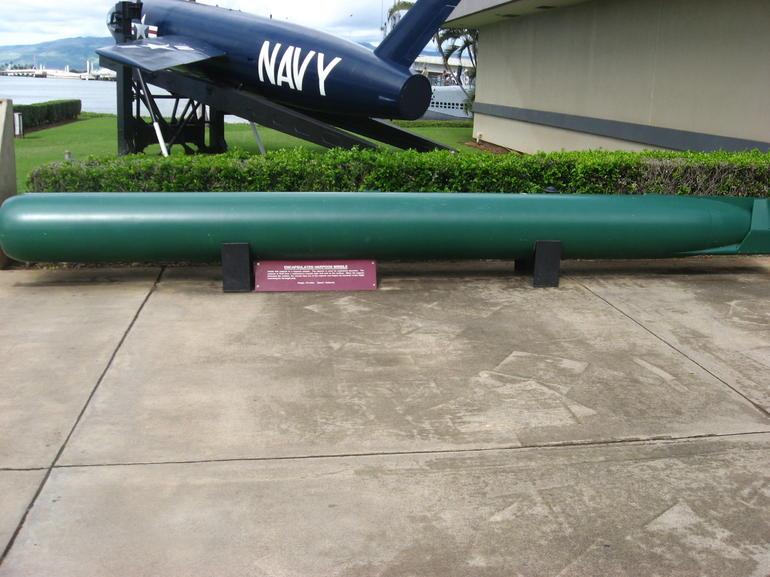 Missile - Oahu