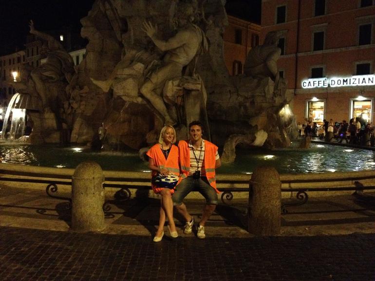 Night Segway tour - Rome
