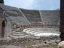 A theatre in Pompeii, Kenneth K - July 2009
