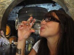 Wine Tasting, Blanca - January 2013