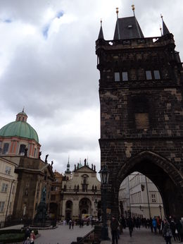 Prague , New Moles - April 2015