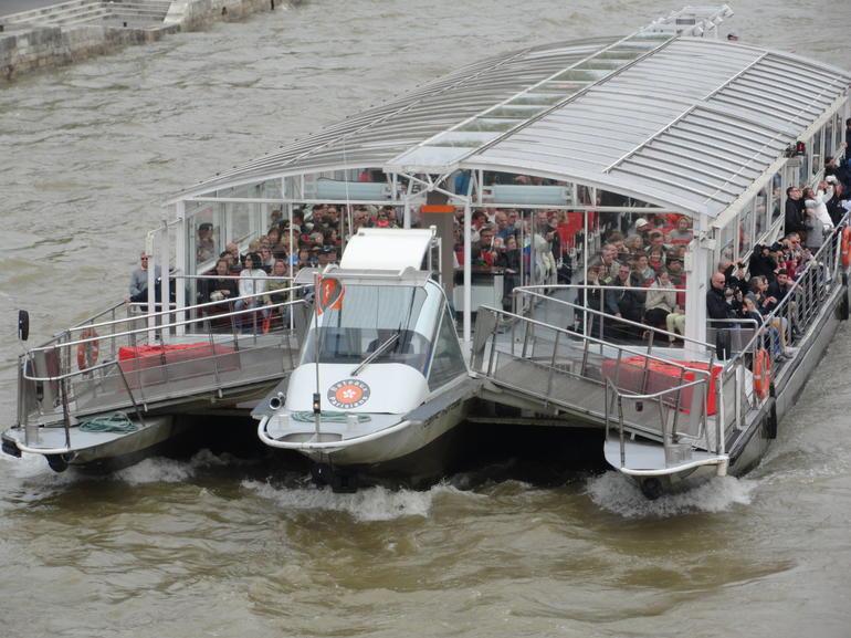 River Cruise - Paris