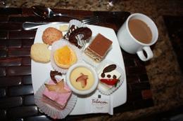 Yummy desserts! , Barbara D - August 2011