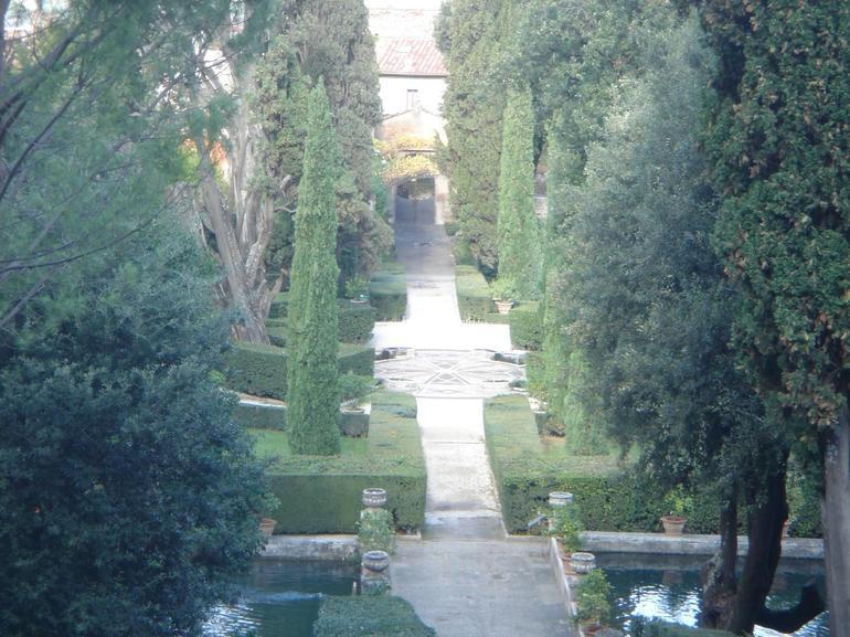 Teired Gardens - Rome