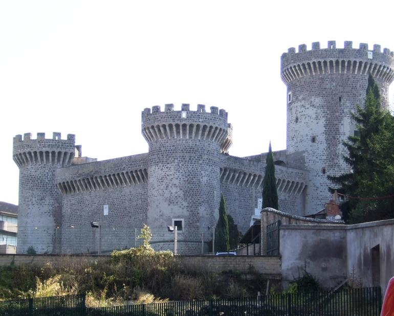 Tivoli Castle - Rome