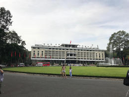 Independence Palace Dinh Độc Lập, also known as Reunification Palace , Nicholas A - January 2017