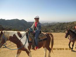 Sundi Washington-riding Phoenix , precious - February 2018