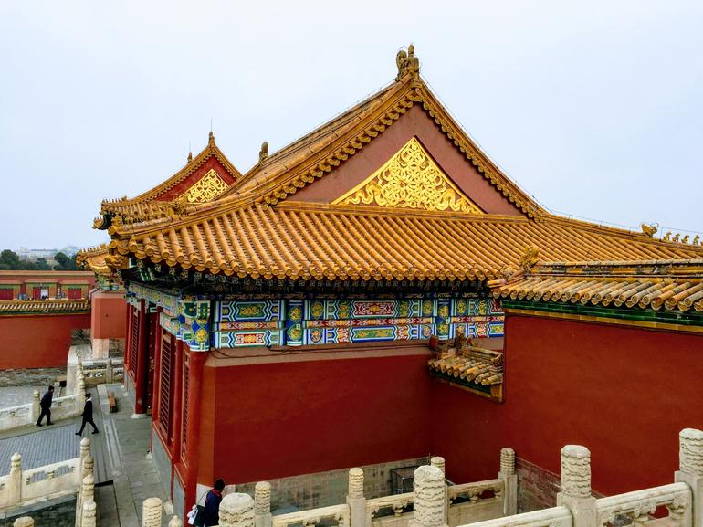 Private All-Inclusive Day Tour: Tiananmen Square, Forbidden City, Mutianyu Great Wall photo 13