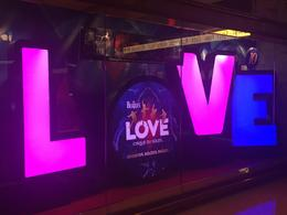 Love is throughout the hotel, Josefa - April 2017