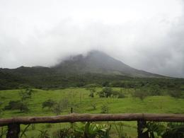 The beautiful Arenal Volcano! , Barbara D - August 2011