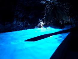 Blue Grotto in Capri , Johanna C - July 2014