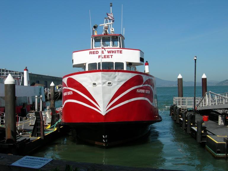 Boat cruise - San Francisco