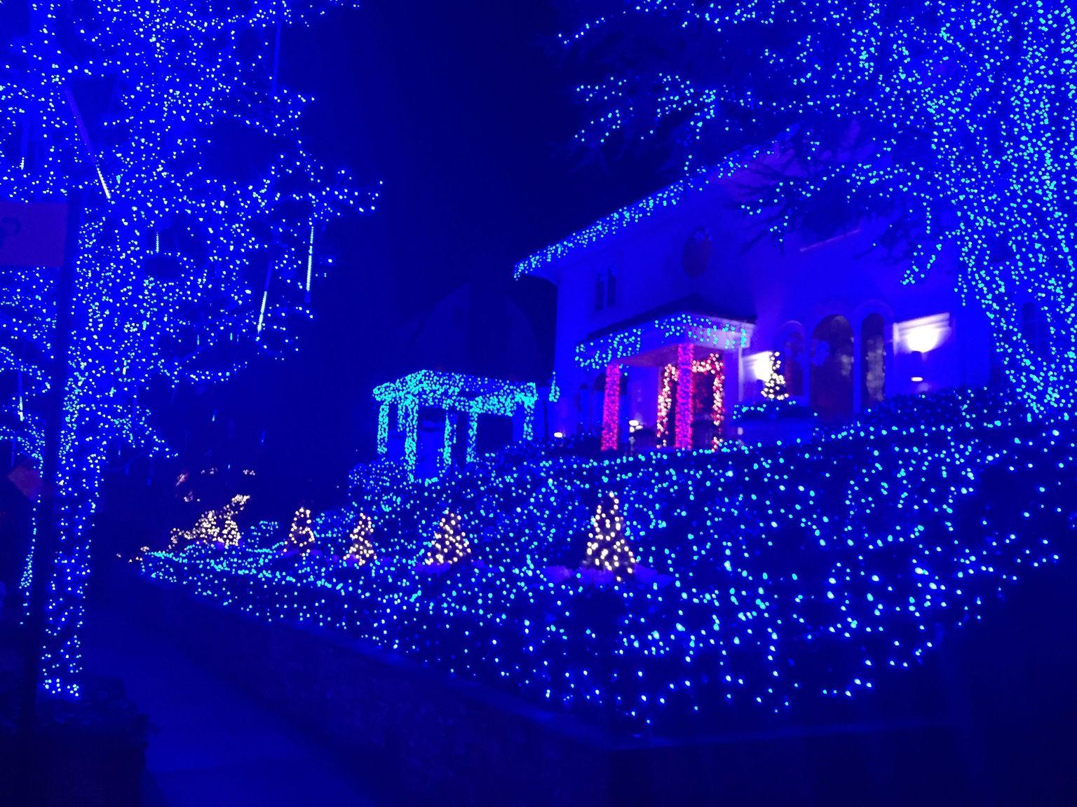 MÁS FOTOS, Dyker Heights Brooklyn Christmas Lights Tour