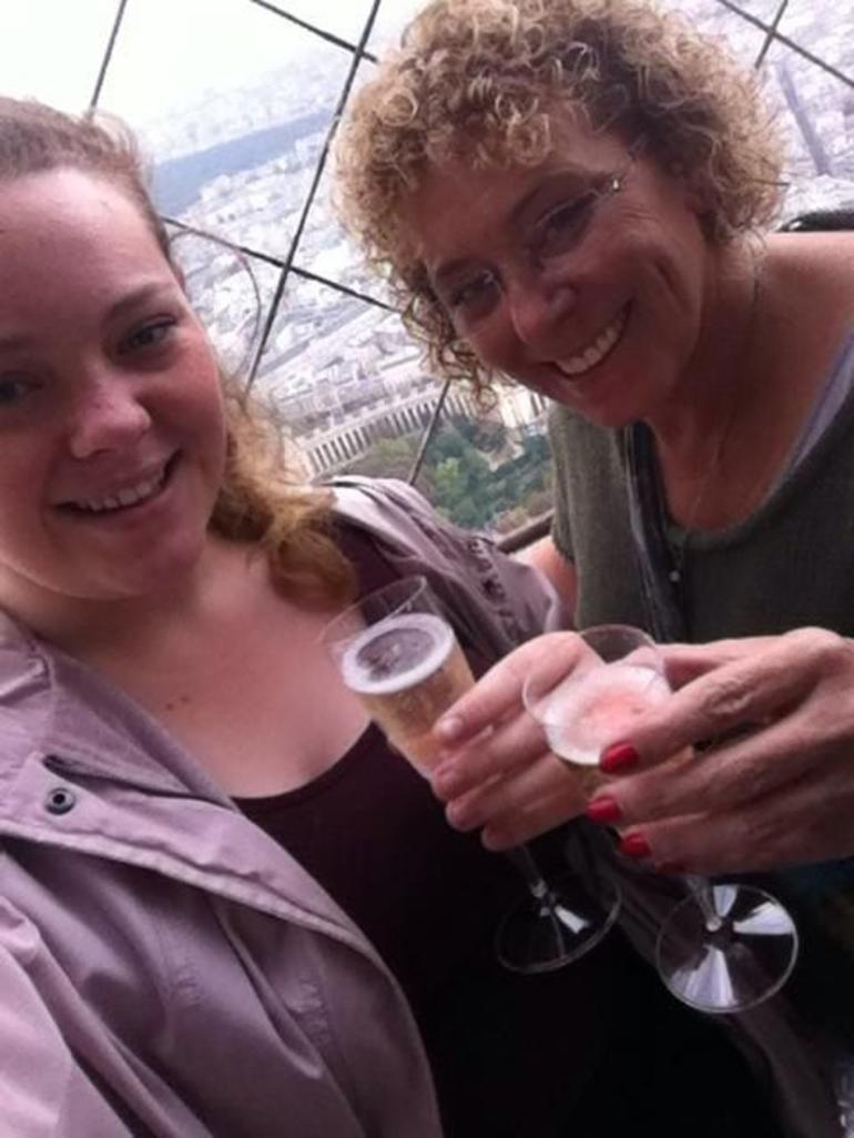 Champagne at the Summit - Paris