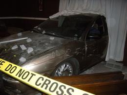 Crime Scene Number 1, JennyC - July 2010