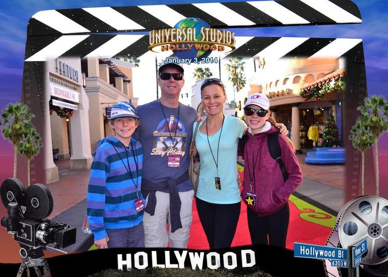 FOL-PASS Excitement Plus! - Los Angeles