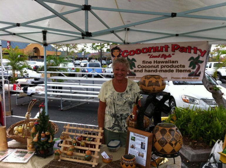 Keauhou Farmers Market - Big Island of Hawaii