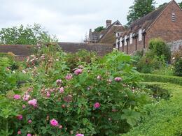 Formal English Garden, Robert M - July 2010
