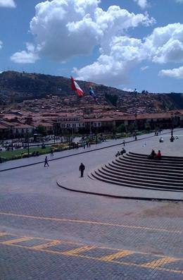 Main square in Cusco., Bandit - December 2010