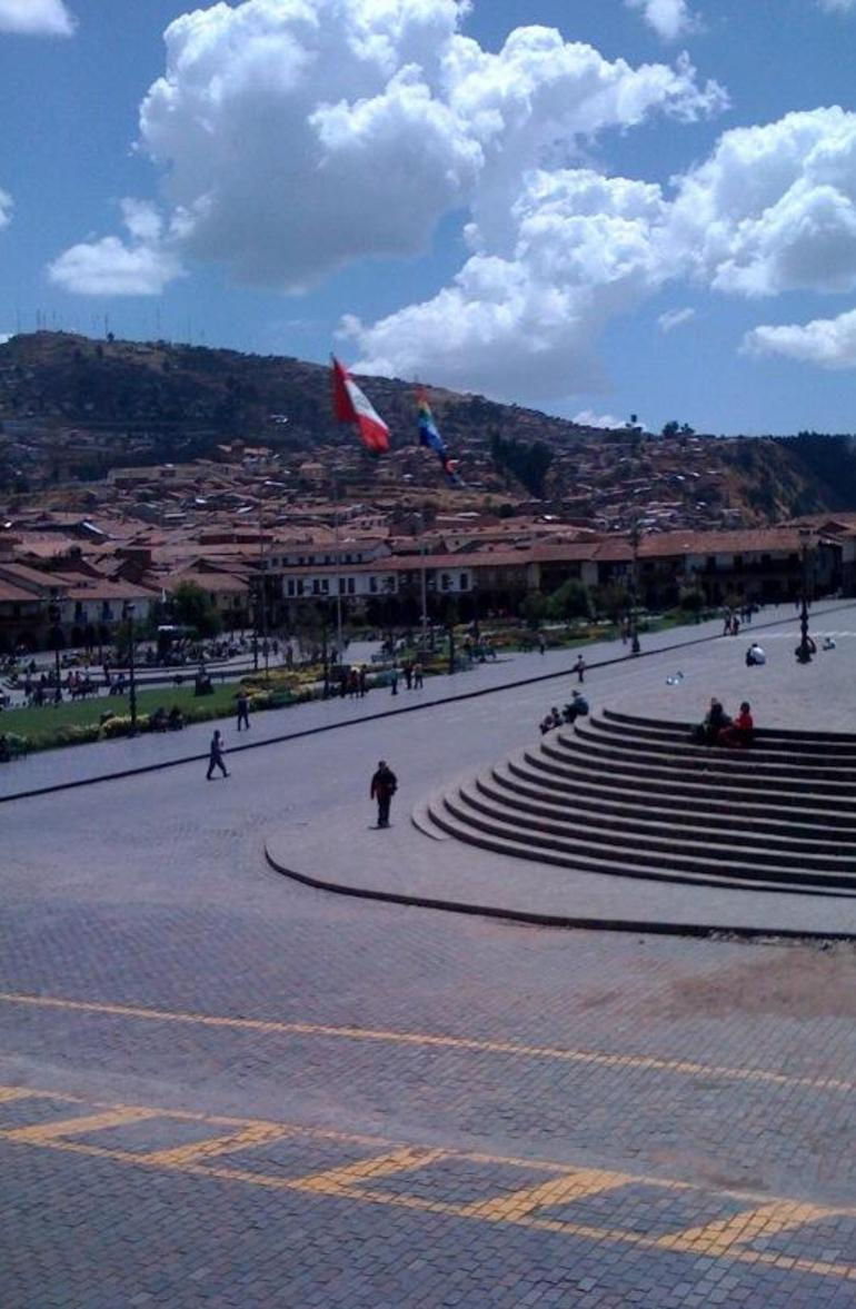 Main Square in Cusco - Cusco