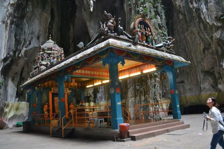 Main Temple - Kuala Lumpur