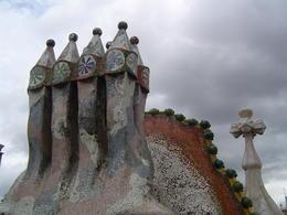 visite très intéressante , maison de Guell réalisée par son ami Gaudi. , Viviane B - May 2013