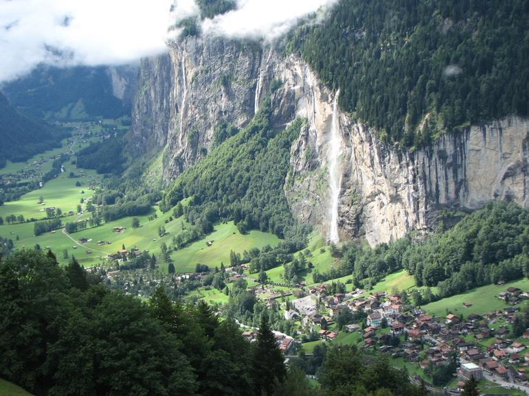Mountain view - Lucerne