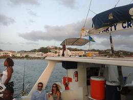 Champagne Cruise Captain , Michael P - July 2014