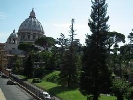 Par une des fenêtres du Vatican , f.allard-brax1 - August 2016