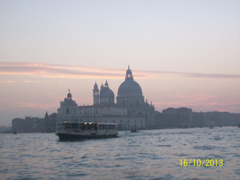 por do sol - Venice