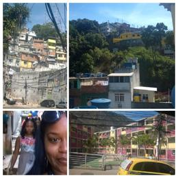 Touring the Rocinha Favela. Walking thru the streets and alleys and viewing the different housing. , kedove - April 2014
