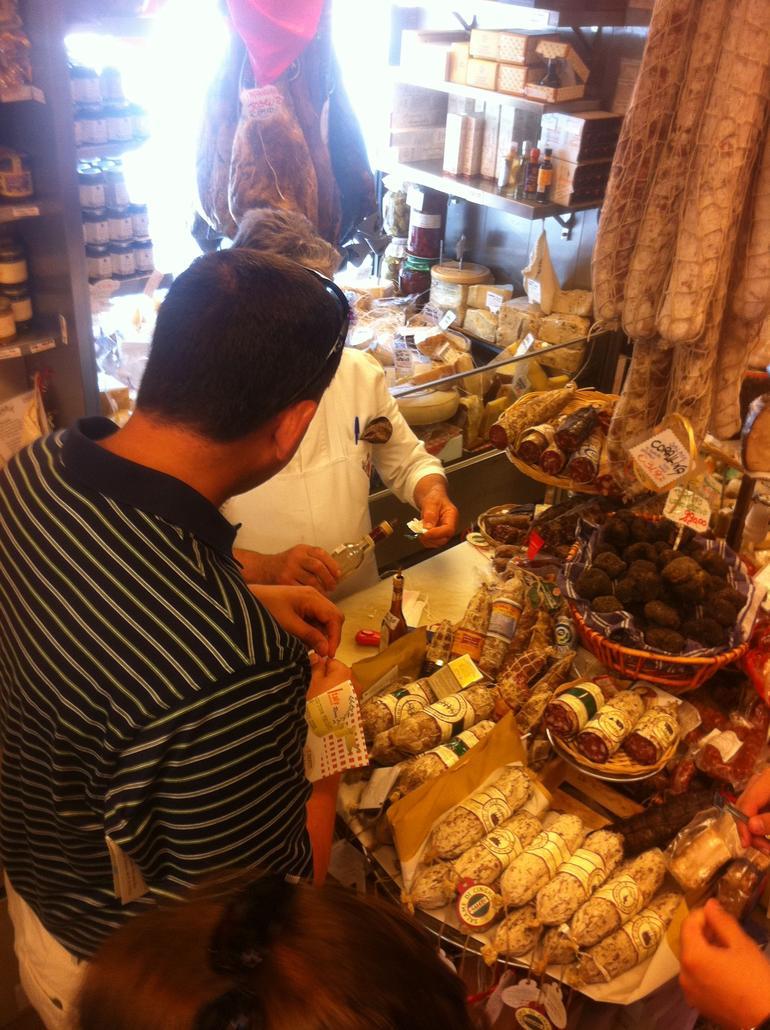 Rome Food Walking Tour - Rome