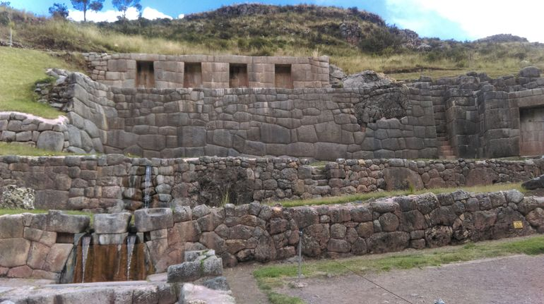Half Day Cusco City Tour and Archeological Park of Sacsayhuaman photo 17