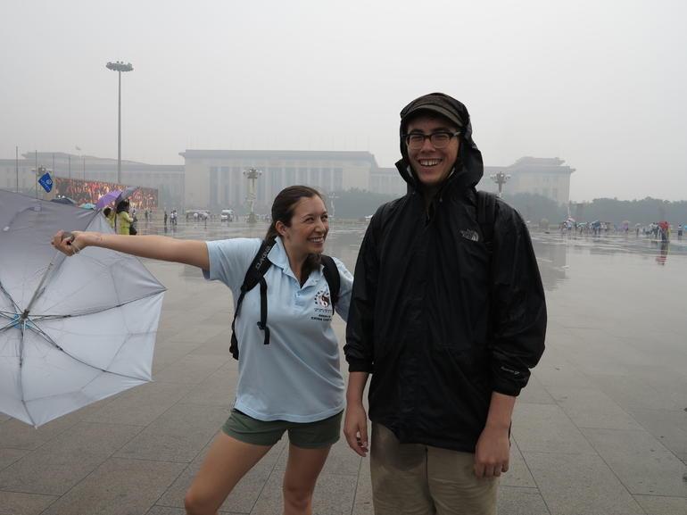 Tiananmen Square - Beijing