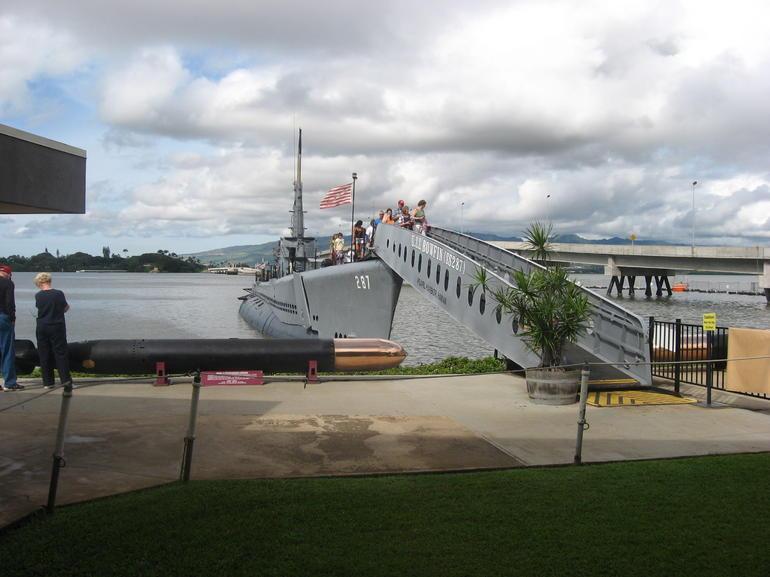USS Bowfin - Oahu