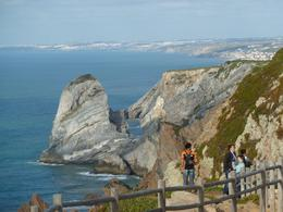 Standing on the westernmost point in Europe gives you this stunning view of the Portuguese coast. , Anne K - December 2011