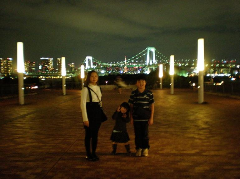 View in Odaiba - Tokyo